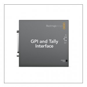 Blackmagic Design GPI & Tally Interface for ATEM Production Switchers