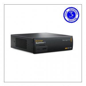 Blackmagic Design Multiview 4 Converter Distributor Steady Pro Equipment Sdn Bhd 887463 U Gst 000812441600