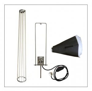Meso 1KW (W/Dia. 65cm) Tungsten Balloon Light with Osram 240V/1000w Bulb